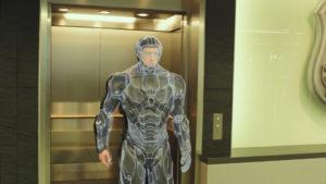 Tracking: RoboCop